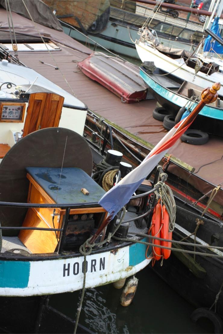 The harbour, Hoorn, Netherlands