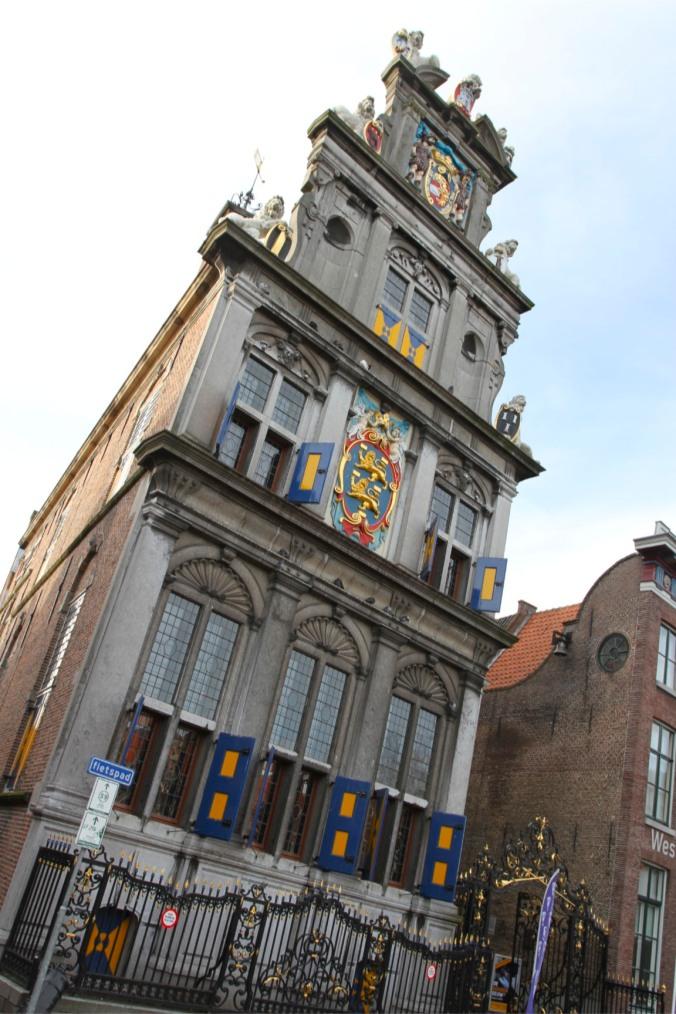 Westfries Museum, Hoorn, Netherlands