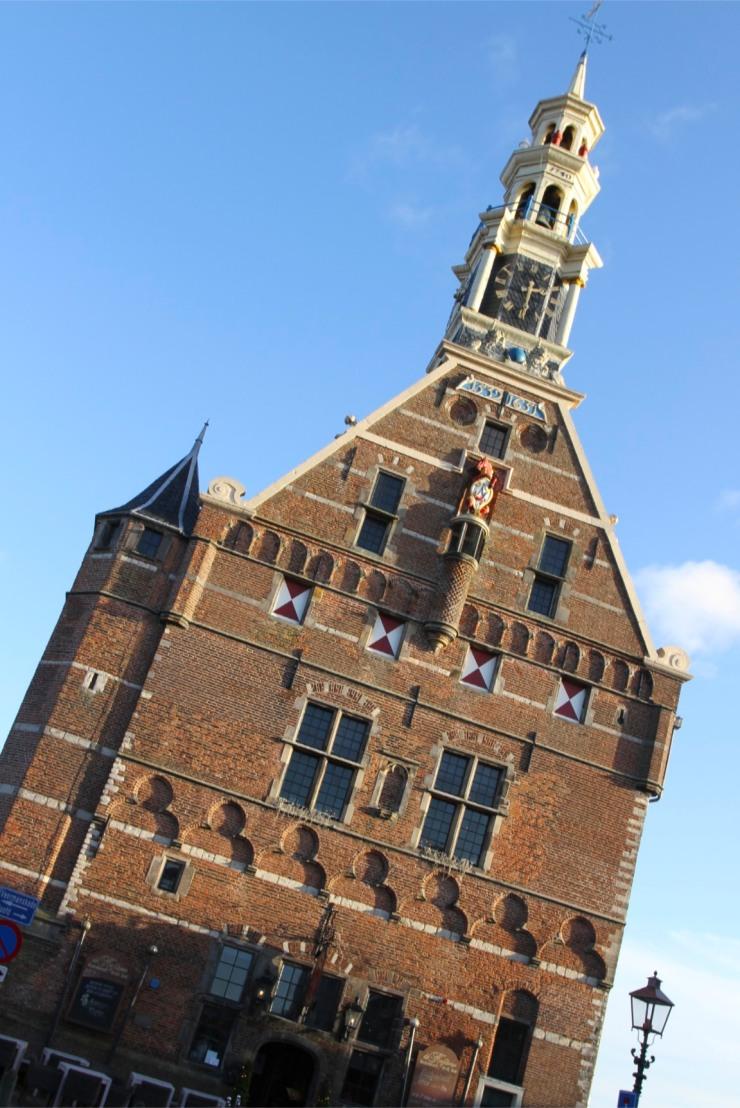 The Hoofdtoren, Hoorn, Netherlands