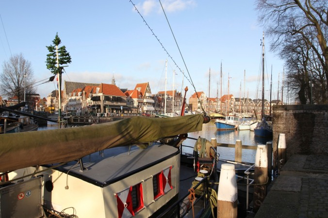Harbour, Hoorn, Netherlands