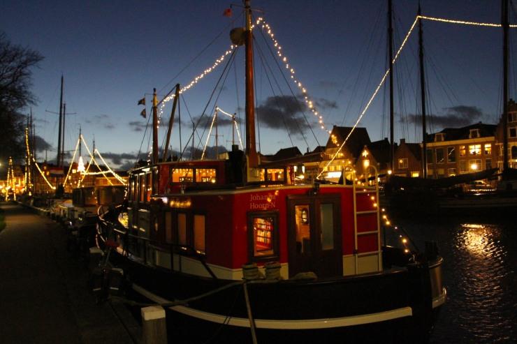 Harbour, Hoorn, Netherlands