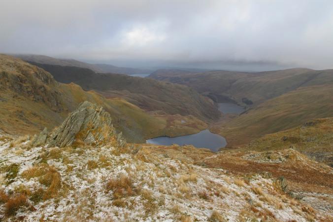 Small Water Tarn, Lake District, Cumbria