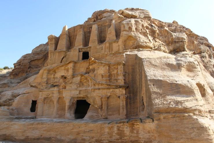 Tomb of a wealthy family, Petra, Jordan