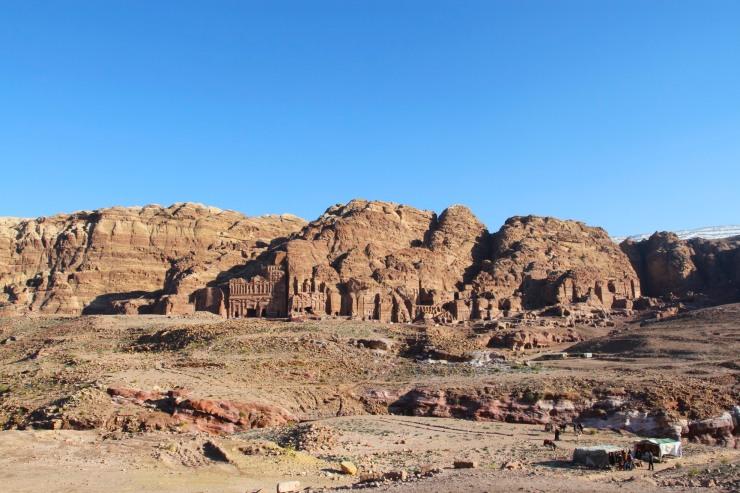 Royal Tombs, Petra, Jordan