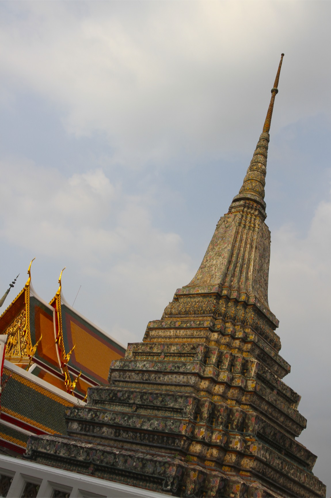 wat arun temple how to get there