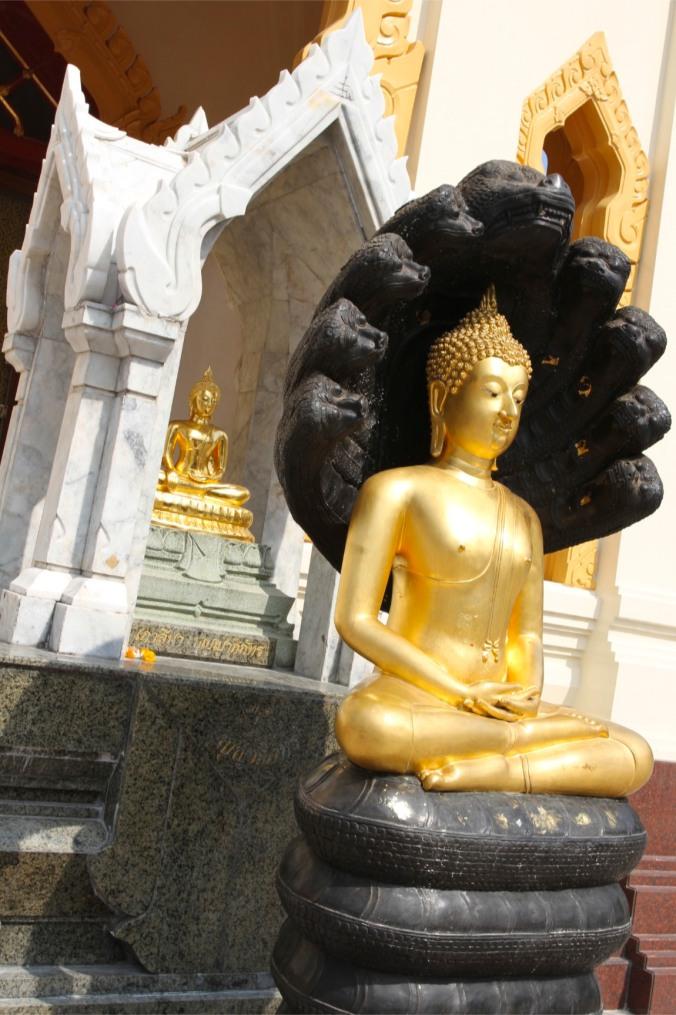 Not the Golden Buddha, Wat Traimit, Bangkok, Thailand