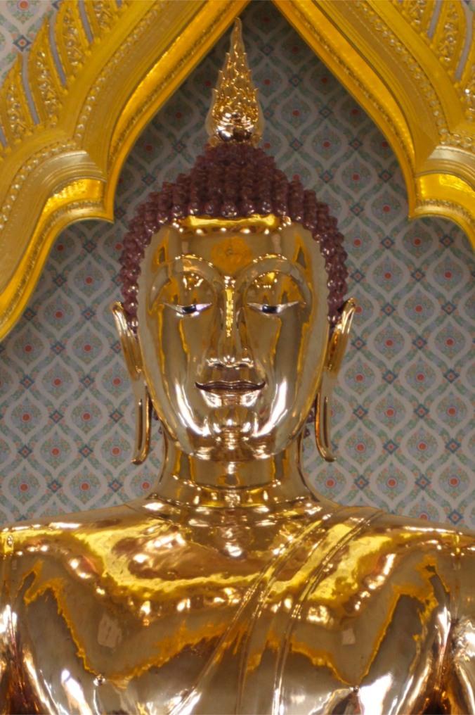 Golden Buddha, Wat Traimit, Bangkok, Thailand