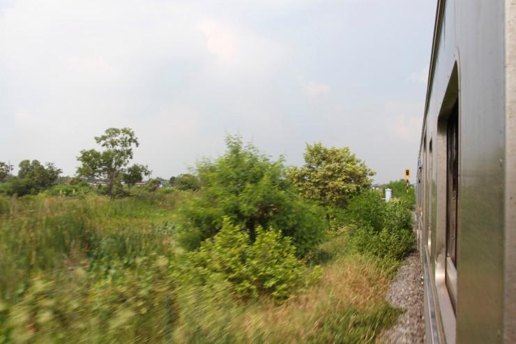 En route to Ayutthaya, Thailand