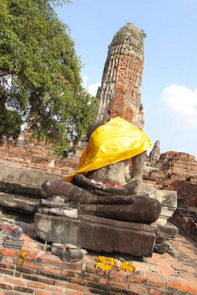 Wat Phra Ram, Ayuthaya, Thailand