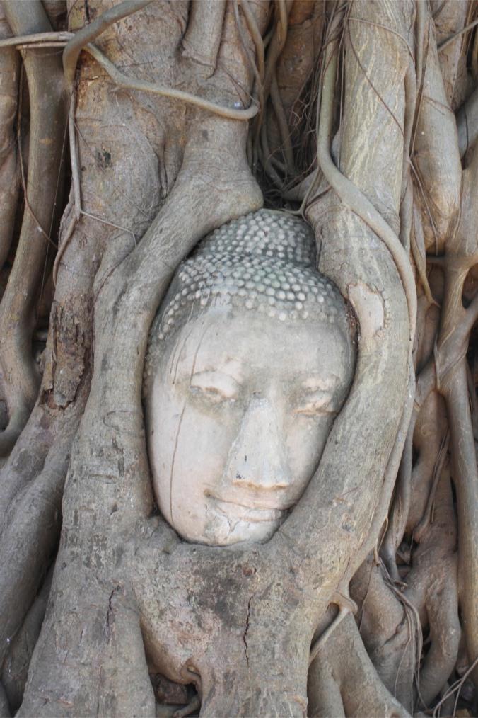 Wat Phra Mahathat, Ayuthaya, Thailand