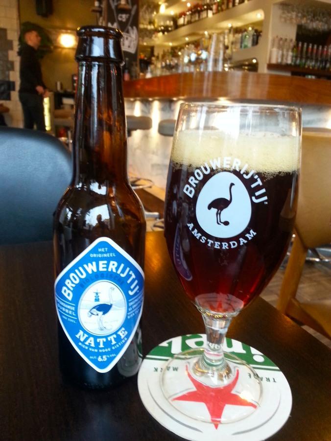 Beer in Utrecht, The Netherlands