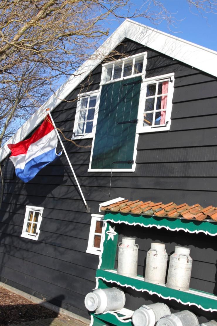 Zaanse Schans village, The Netherlands