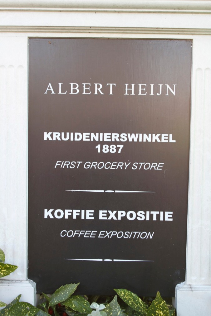 Albert Heijn's first store, Zaanse Schans village, The Netherlands