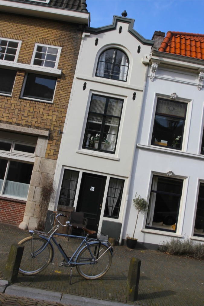 Narrowest house in Utrecht? The Netherlands