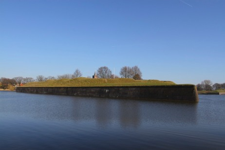 Star Fort, Naarden, The Netherlands