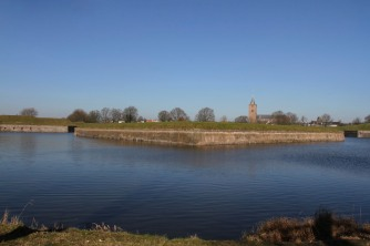 Star Fort, Naarden, The Netherlands
