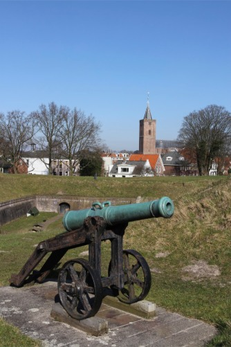 Vesting Museum, Naarden, The Netherlands