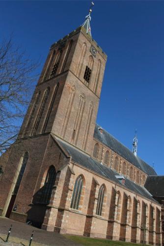 Church, Naarden, The Netherlands