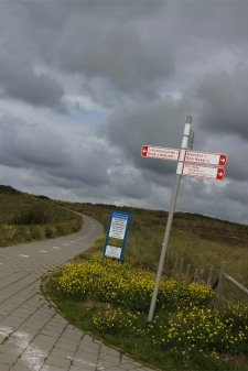 Cycling the North Sea Coast