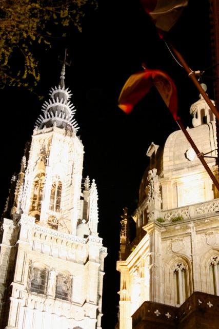 Cathedral, Toledo, Castilla-La Mancha, Spain