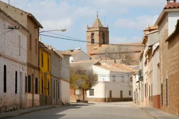 Village in, Castilla-La Mancha, Spain