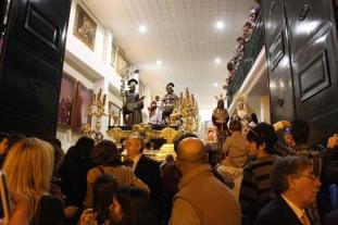 Semana Santa, Malaga, Andalusia, Spain