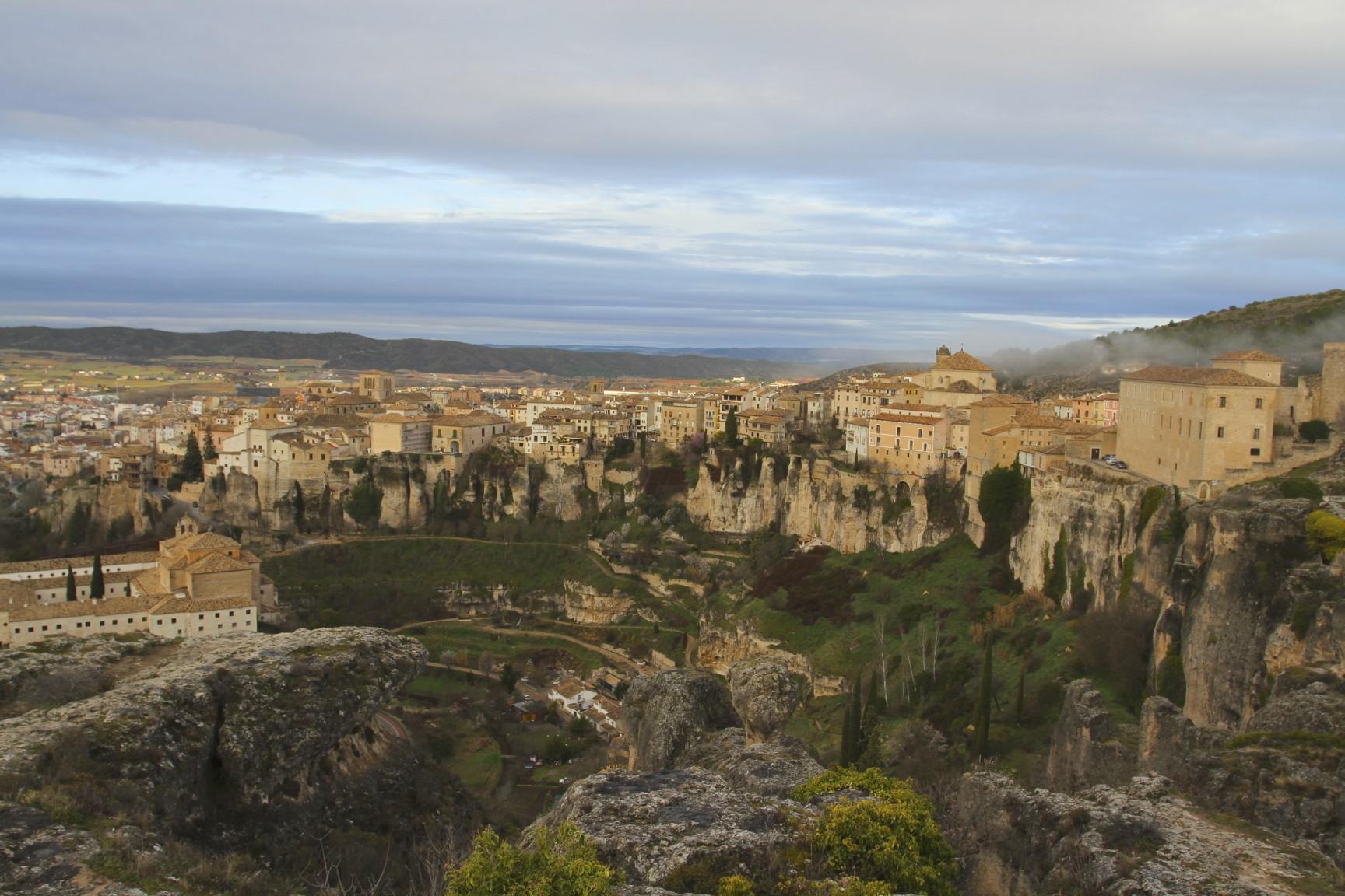 Cuenca Castilla La Mancha Spain Notes From Camelid Country