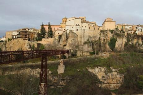 St. Paul's Bridge, Cuenca, Castilla-La Mancha, Spain