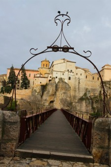 St. Paul's Bridge, Cuenca, Castilla-La Mancha, Spain