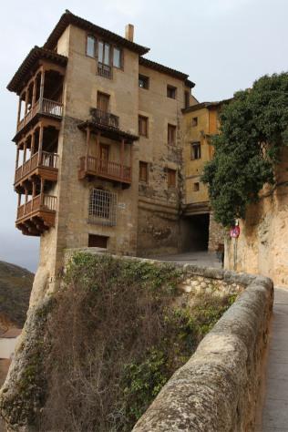 Hanging House, Cuenca, Castilla-La Mancha, Spain