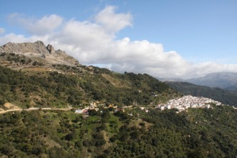 En route to Jubrique, Andalusia, Spain