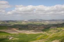 En route to Setenil de las Bodegas, Andalusia, Spain