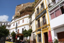 Setenil de las Bodegas, Andalusia, Spain