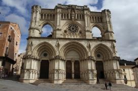 Cuenca Cathedral, Castilla-La Mancha, Spain