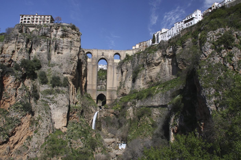 Puente Nuevo Ronda Andalusia Spain