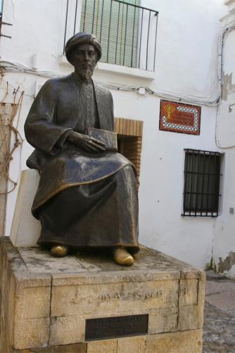 Jewish theologian, Maimonides, Cordoba, Andalusia, Spain