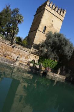Alcazar, Cordoba, Andalusia, Spain