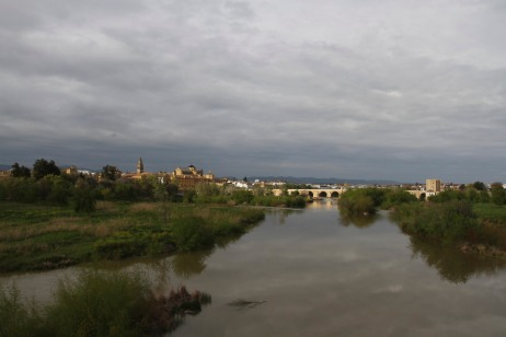 Stormy weather, Cordoba, Andalusia, Spain