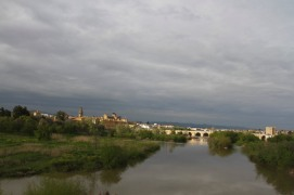 View over Cordoba, Andalusia, Spain