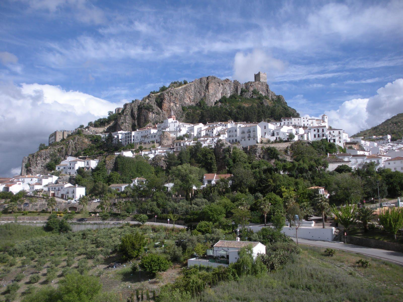 Zahara De La Sierra Andalusia Spain