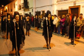 Semana Santa in Ronda, Andalusia, Spain