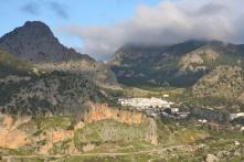 Village of Grazalema, Sierra de Grazalema, Andalusia, Spain
