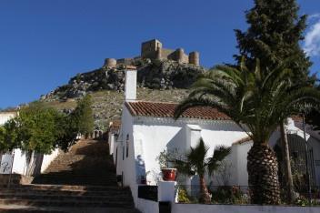 Belmez castle, Andalusia, Spain