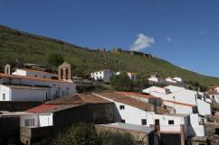 Alcazaba Arabe de Reina, Extremadura, Spain