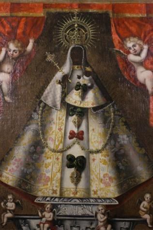 Virgen de Guadalupe, cathedral, Trujillo, Extremadura, Spain