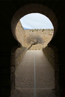 Castle, Trujillo, Extremadura, Spain