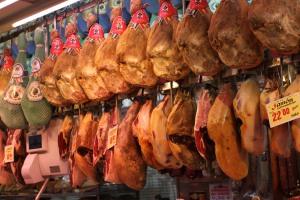 Hams, Madrid, Spain
