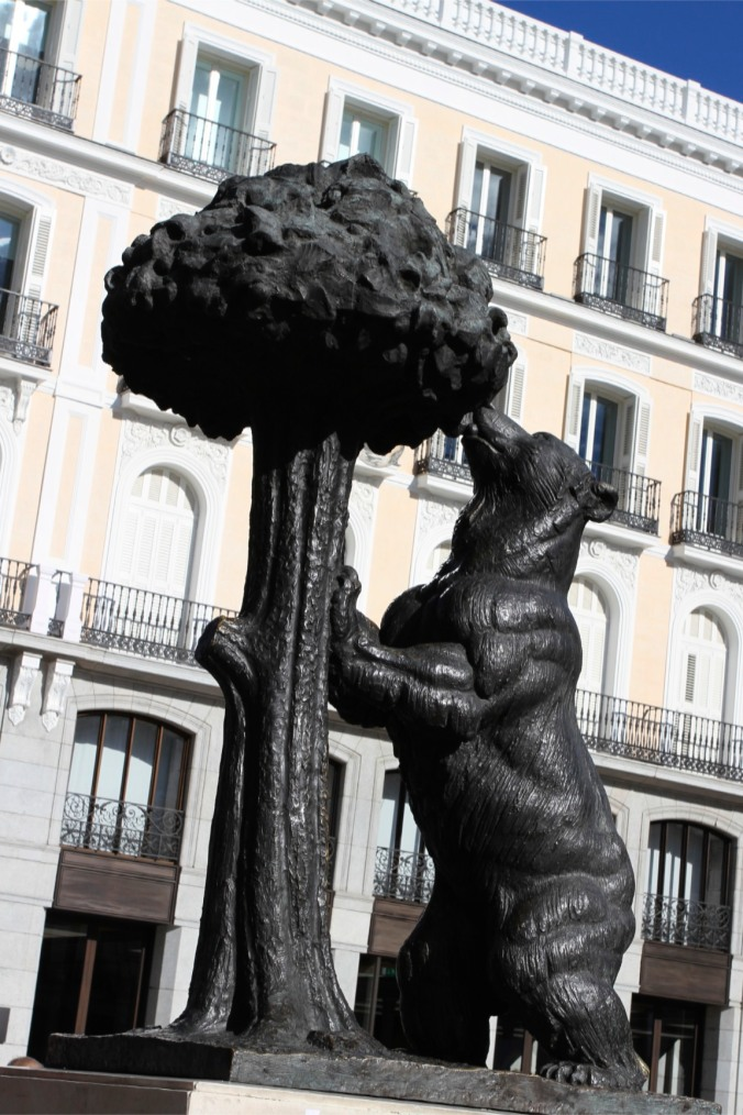 The Bear and the Strawberry Tree, Madrid, Spain