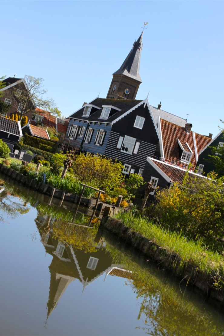 Marken, Waterland, Netherlands