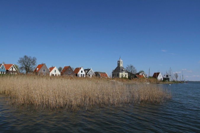 Durgerdam, Waterlands, Netherlands